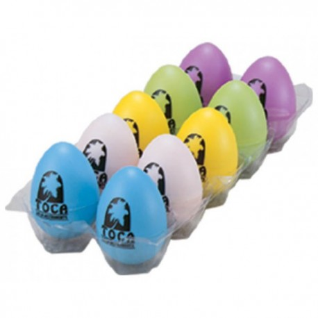 Toca egg shakers