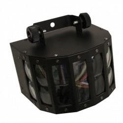 LED BUTTERFLY LIGHT 2 X 10W RGBW
