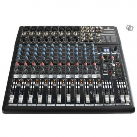SOUNDSATION NEOMIX 802FX