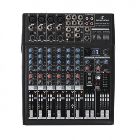 SOUNDSATION NEOMIX 402UFX