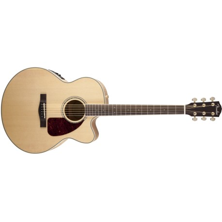 FENDER CJ-290SCE JUMBO MAPLE