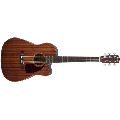 FENDER CD-140SCE, ALL MAHOGANY