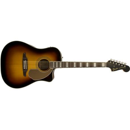 FENDER KINGMAN™ ASCE DREADNOUGHT WITH CASE