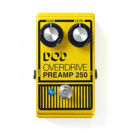 DIGITECH Overdrive Preamp/250