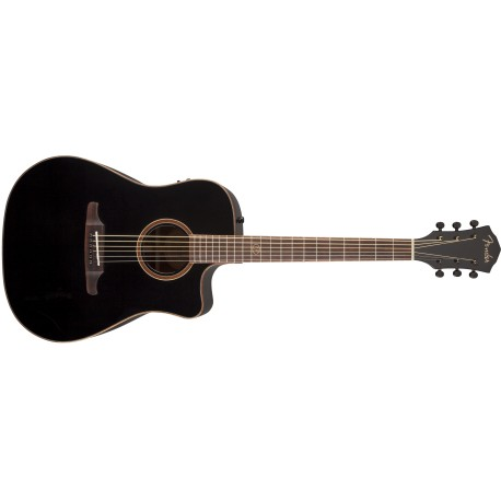 FENDER F-1020SCE DREADNOUGHT CUTAWAY