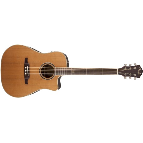 FENDER F-1030SCE DREADNOUGHT CUTAWAY