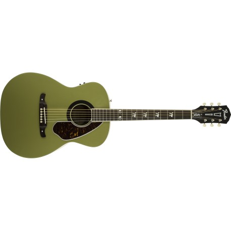 FENDER LIMITED EDITION TIM ARMSTRONG HC - HONOR GREEN