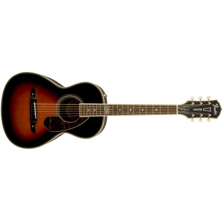 """FENDER RON EMORY """"LOYALTY"""" PARLOR"""