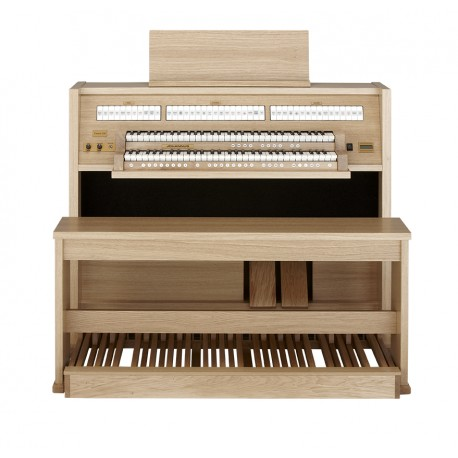 JOHANNUS CLASSIC 250 NL ROOM OAK MEDIUM