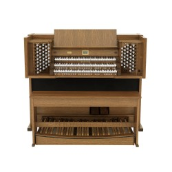JOHANNUS REMBRANDT 350 LIGHT OAK PROFESSIONAL PACKAGE ULTIMATE VOICE PACKAGE