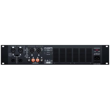 KXR PRO4000 AMPLIFIER