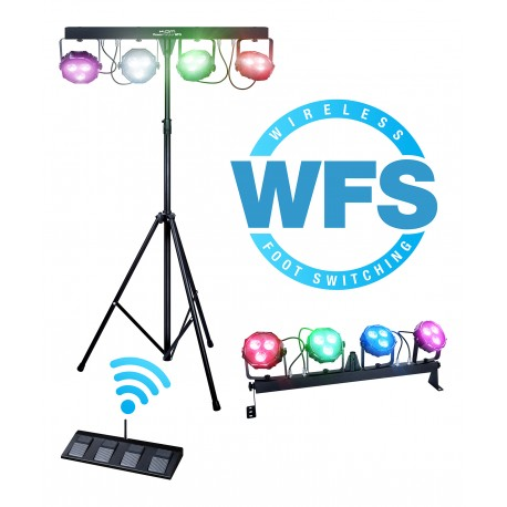 KAM LED POWER PARTYBAR WFS