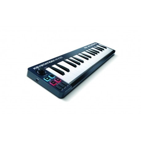 Midi klaviatūra M-Audio Keystation MINI32 MKII