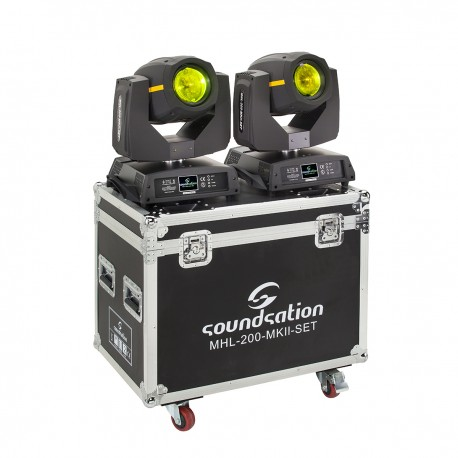 Soundsation MHL-200-MKII-SET
