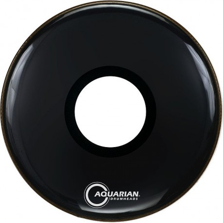 "Plastikas Aquarian Regulator 22"" black"