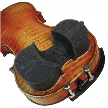 Antpetėlis poroloninis smuikui/altui Concert Master Thick Acousta Grip