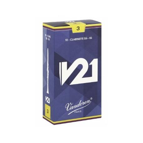 Liežuvėliai Bb klarnetui V21 3 VANDOREN