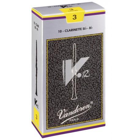 Liežuvėliai Bb klarnetui Vandoren V12 3