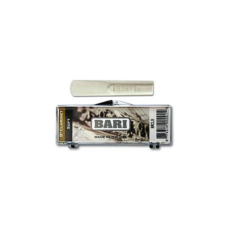 Plastikinis liežuvėlis klarnetui Bari MH