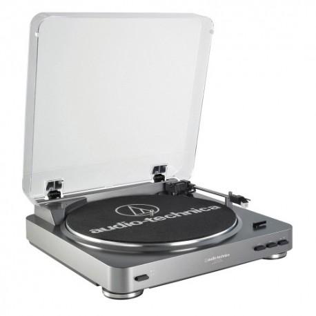 Audio Technica AT-LP60-USB automatinis stereo patefonas su USB