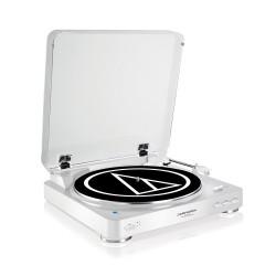 Audio Technica AT-LP60BT automatinis stereo patefonas su Bluetooth sąsaja
