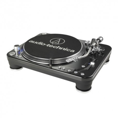Audio Technica AT-LP1240-USBHC Profesionalus stereo patefonas. su USB įvestimi
