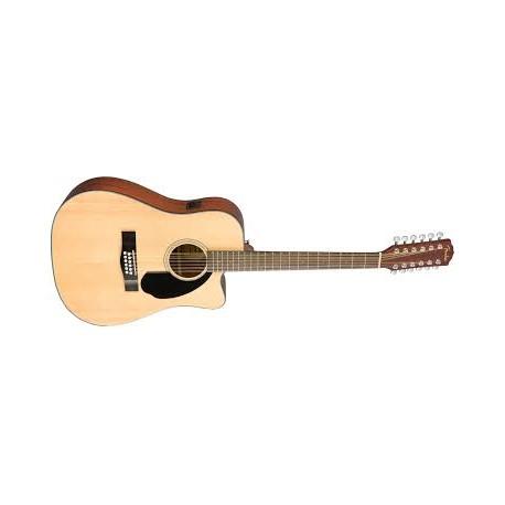 Fender - CD-60SCE 12-String
