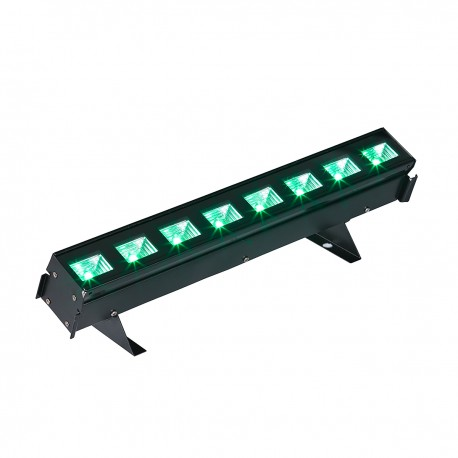 CLUB LINER 93 RGB  8pcs 3W RGB 3IN1 Mini LED Bar