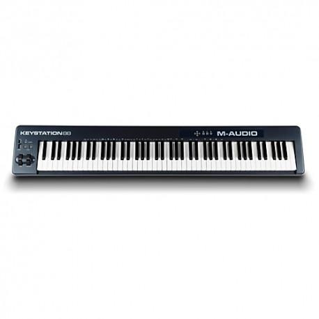 Midi klaviatūra M-Audio Keystation 88 MK II
