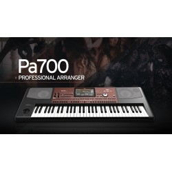 KORG PA700 Proffesional Aranager (61 keys)