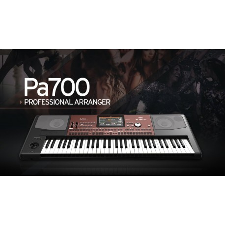 KORG PA700 Proffesional Aranager (61 keys)