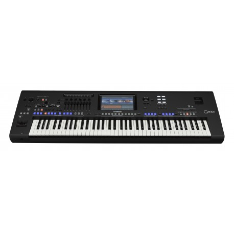 YAMAHA GENOS DIGITAL WORKSTATION (LIGHT/DARK GREY)