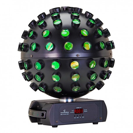 MBL-5-18W-6IN1  5x18W RGBWA+UV 6IN1 LED Magic Ball