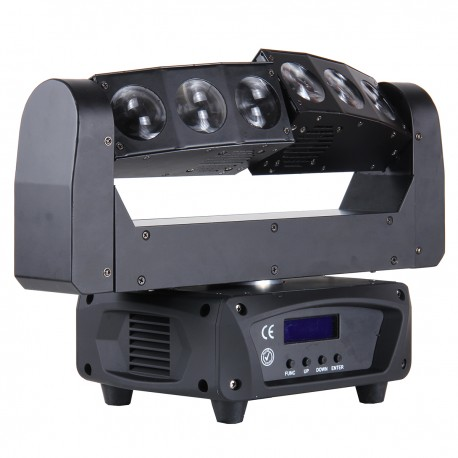 MHL-DH  LED Double Heads Beam Moving Head Light