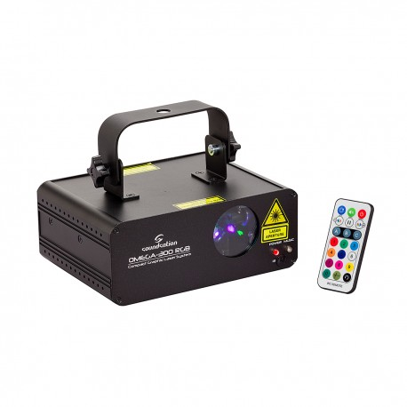 OMEGA-300 RGB  Compact RGB Graphic Laser System