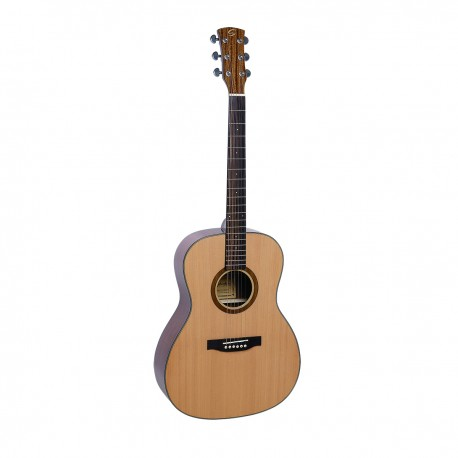 OLYMPIC-OOO-GNT  OOO acoustic guitar in glossy finish
